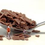 Ciocolată ca-ntre fete